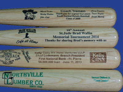Totally Custom Bats