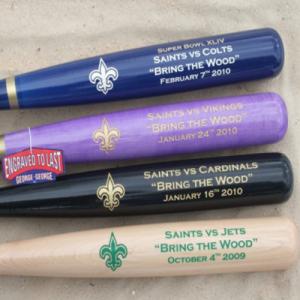 Sports Team Bats