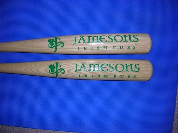 Events & Special Occasion Engraved Bats