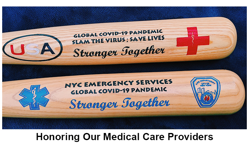 honoring health care providers engravings