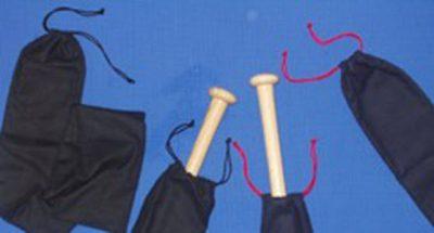 Flannel Presentation Gift Bag